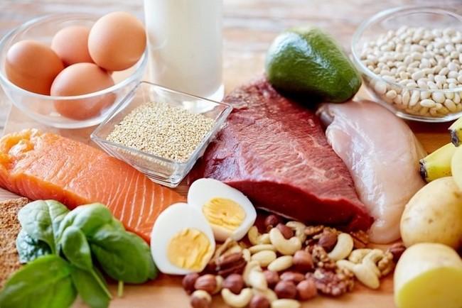 Bổ sung protein vào chế độ ăn