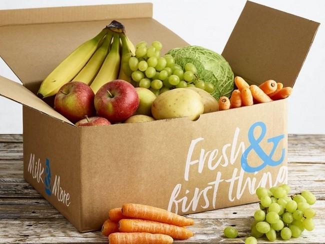 Ăn thêm trái cây và rau quả