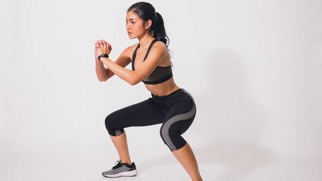 Squats - môn tập thể dục lành mạnh dành cho các chị em