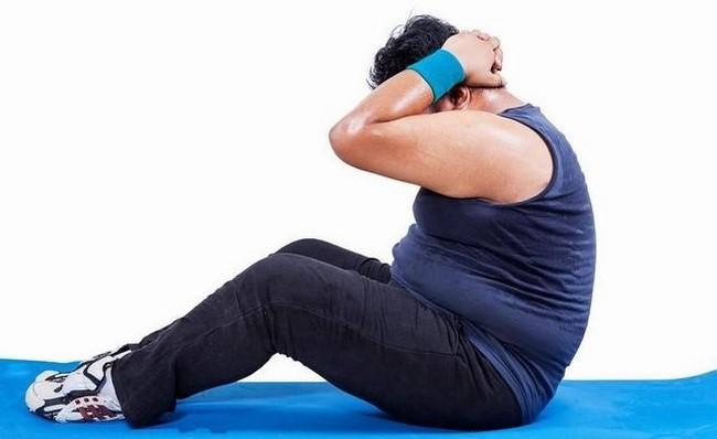 Tập luyện để giảm cân, giúp thon gọn vóc dáng và khuôn mặt