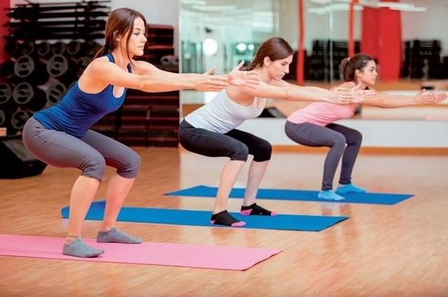 Bài tập chân giúp giảm mỡ hiệu quả, đồng thời bảo vệ sức khỏe rất tốt