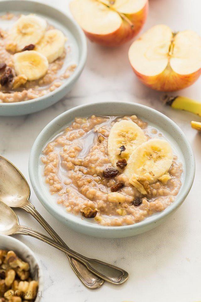 Ăn bột yến mạch để kiểm soát cơn đói - Giảm mỡ bụng trong 2 tuần với chế độ ăn Zero Belly