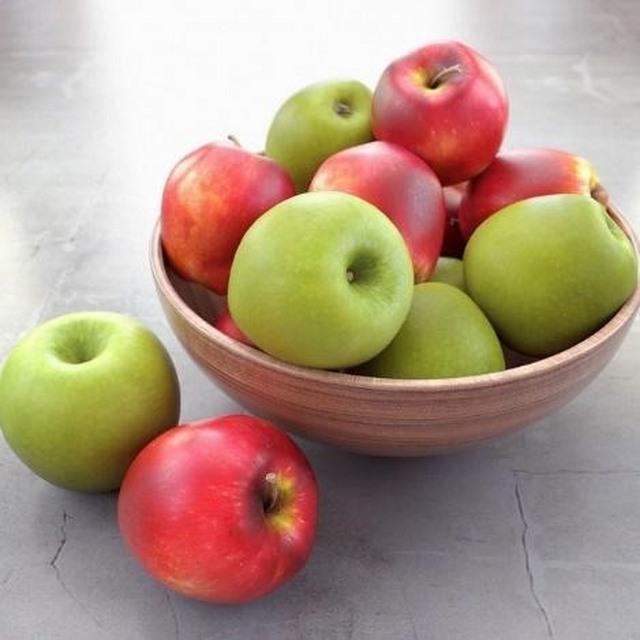 Chọn trái cây màu đỏ thay vì màu xanh để giảm mỡ bụng trong 2 tuần với chế độ ăn Zero Belly