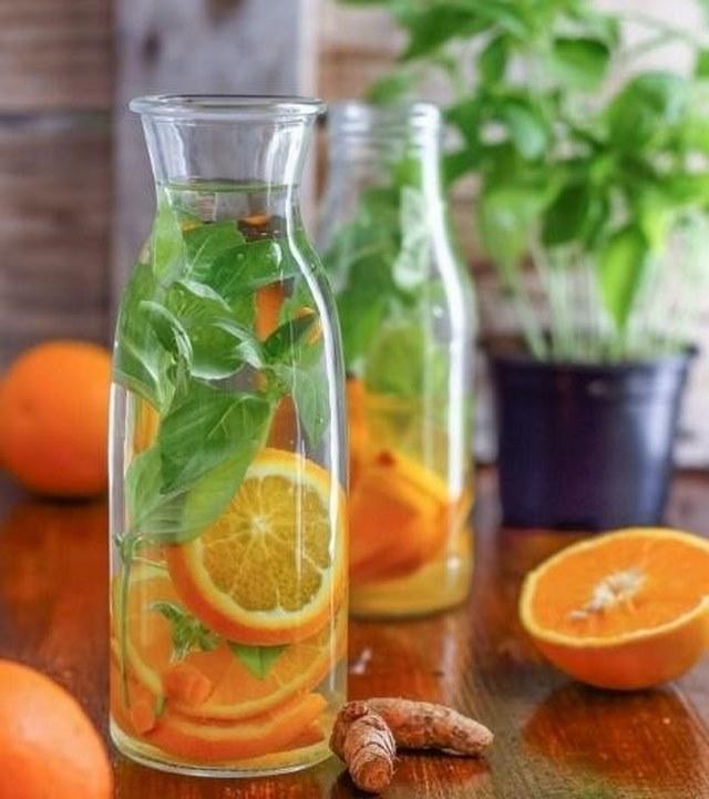 Uống nước cam quýt để giảm mỡ bụng trong 2 tuần