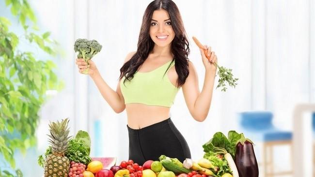 Lựa chọn thực phẩm phù hợp giảm béo mỡ mặt hiệu quả