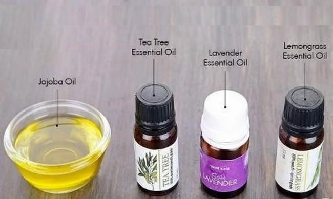 tinh dầu massage mặt thon gọn