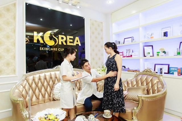Thẩm mỹ viện Korea hiện nay có hai cơ sở tại Hà Nội và Tp.HCM