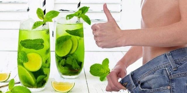 Uống gì để giảm mỡ bụng dưới?