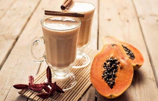 Bạn đã biết uống gì để giảm mỡ bụng dưới chưa? Hãy thử công thức nước đu đủ quế nhé