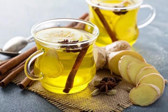 Quế là một hương liệu rất thường được kết hợp trong các công thức làm tan mỡ bụng bằng gừng tươi tự nhiên