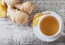 Cách giảm mỡ bụng bằng gừng tươi và trà xanh cũng là một công thức hiệu quả được rất nhiều người áp dụng.