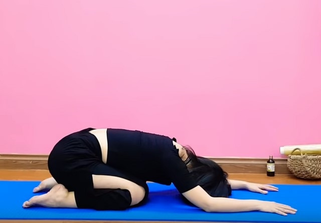 Yoga Nguyễn Hiếu giảm mỡ bụng dưới - Bài 6