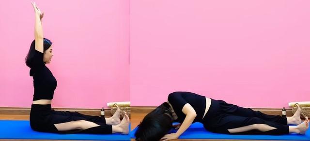 Yoga giảm mỡ bụng dưới Nguyễn Hiếu - Bài 7