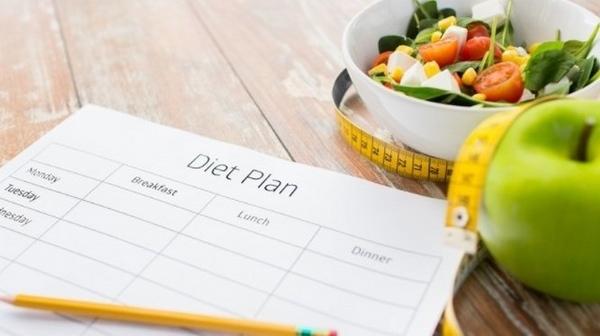 Một kế hoạch giảm cân chi tiết như tập thể dục và chế độ ăn kiêng sẽ giúp bạn dễ thành công hơn