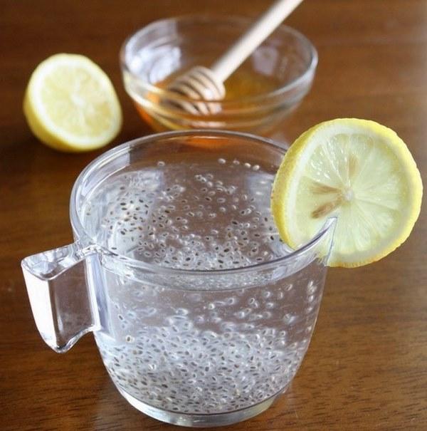 Đây là cách uống hạt chia giảm mỡ bụng thúc đẩy hệ thống tuần toàn cơ thể, loại bỏ độc tố và mỡ thừa