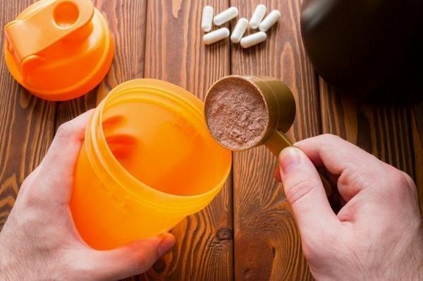 Ngoài ra khi tập gym giảm mỡ bụng các thực phẩm bổ sung cũng là một lựa chọn