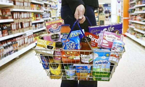 Thực phẩm đóng gói hay chế biến sẵn không thân thiện với giảm mỡ bụng đâu nhé