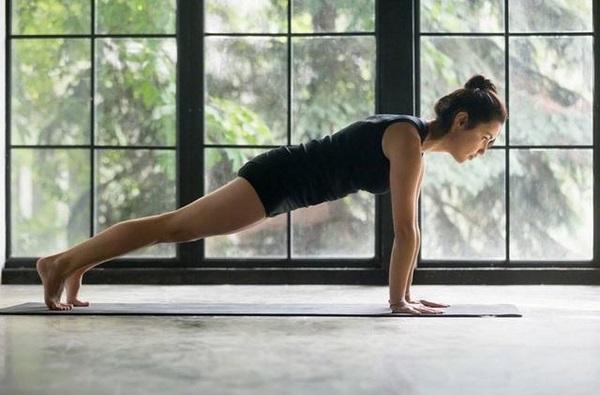 Plank rất quan trọng nếu bạn muốn giảm mỡ bụng
