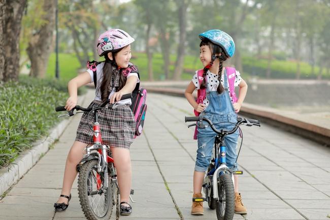 Đạp xe giảm cân cấp tốc cho học sinh