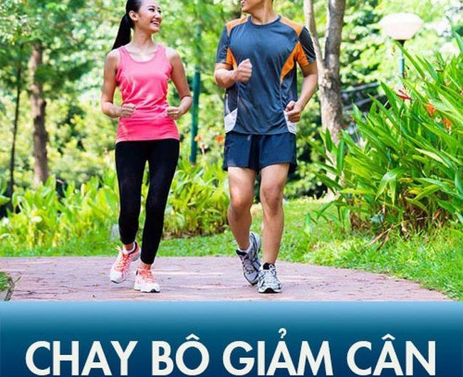 Chạy bộ giảm cân và cách chạy bộ đúng phương pháp cho hiệu quả tối ưu