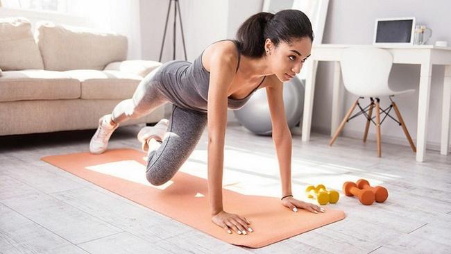 Cách giảm cân tại nhà cho nữ với chế độ tập luyện