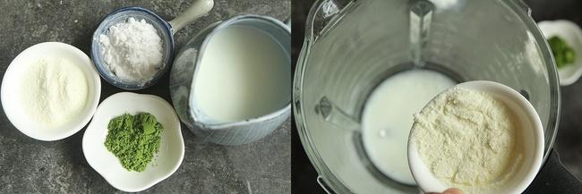 Cách làm trà matcha giảm cân 1
