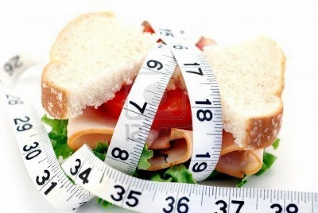 Cách tính cắt giảm lượng calo tiêu thụ mỗi ngày