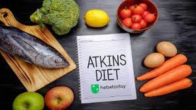 Chế độ ăn kiêng giảm cân ATKINS có cơ chế hoạt động của Low Carb