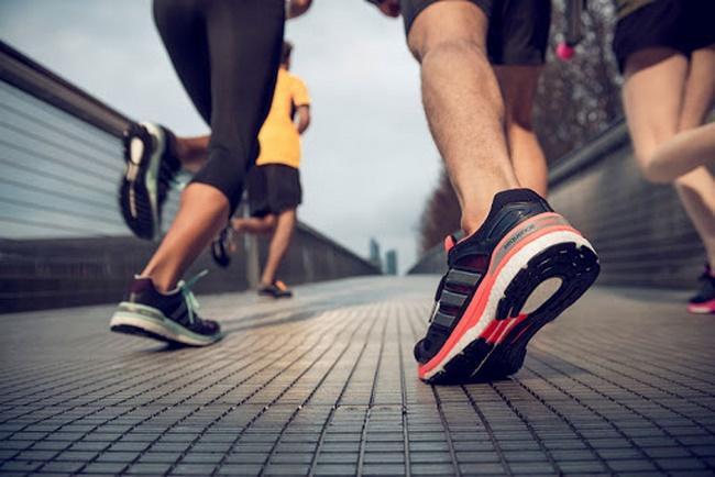 Chọn đôi giày phù hợp tạo sự thoải mái trong suốt thời gian thực hiện