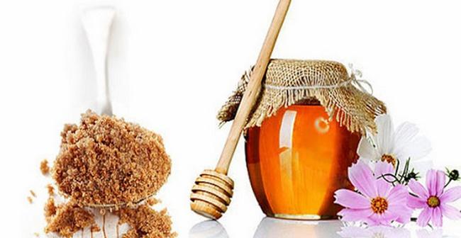 Công thức đường nâu và mật ong