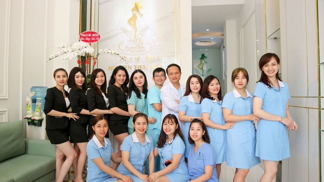 Địa chỉ thẩm mỹ viện Sài Gòn Venus có duy nhất một cơ sở tại t.p Hồ Chí Minh