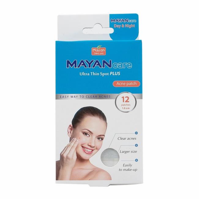 Gel lột mụn Mayan Care