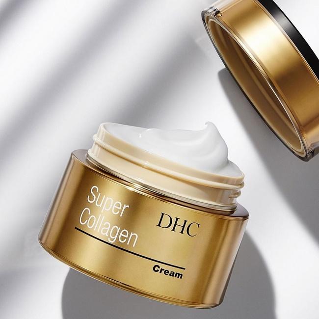 Kem chống lão hóa của Nhật DHC Super Collagen Cream