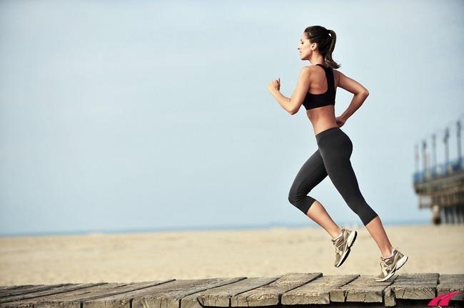 Kiên trì chạy bộ giảm cân mỗi ngày còn giúp tăng cường sức khỏe tim mạch