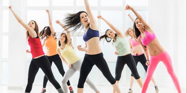 Cùng nhảy zumba giảm cân, tăng cơ siêu tốc