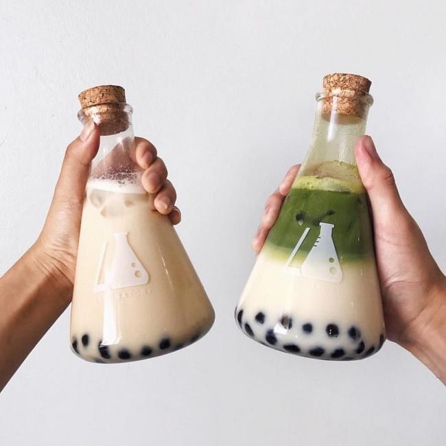 Những lưu ý khi uống trà sữa không tăng cân