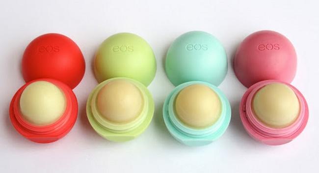 Son dưỡng môi không chì EOS Smooth Sphere Lip Balm