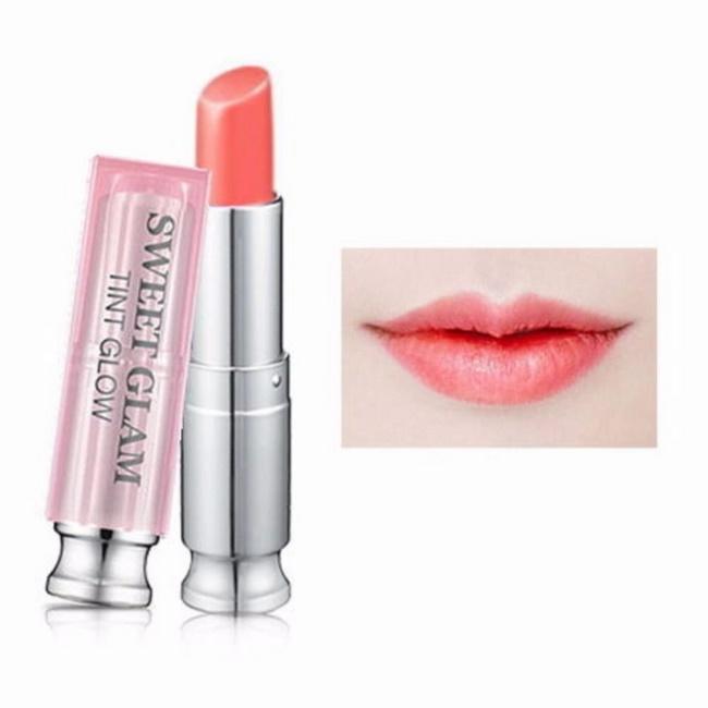 Son dưỡng môi không chì Secret Key Sweet Glam Tint Glow