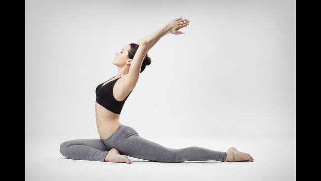 Tập yoga vừa mang lại nhiều lợi ích cho sức khỏe còn giúp cải thiện vóc dáng nhanh chóng