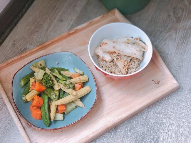 Thực đơn giảm cân trong 1 tháng Eat Clean tuần 3