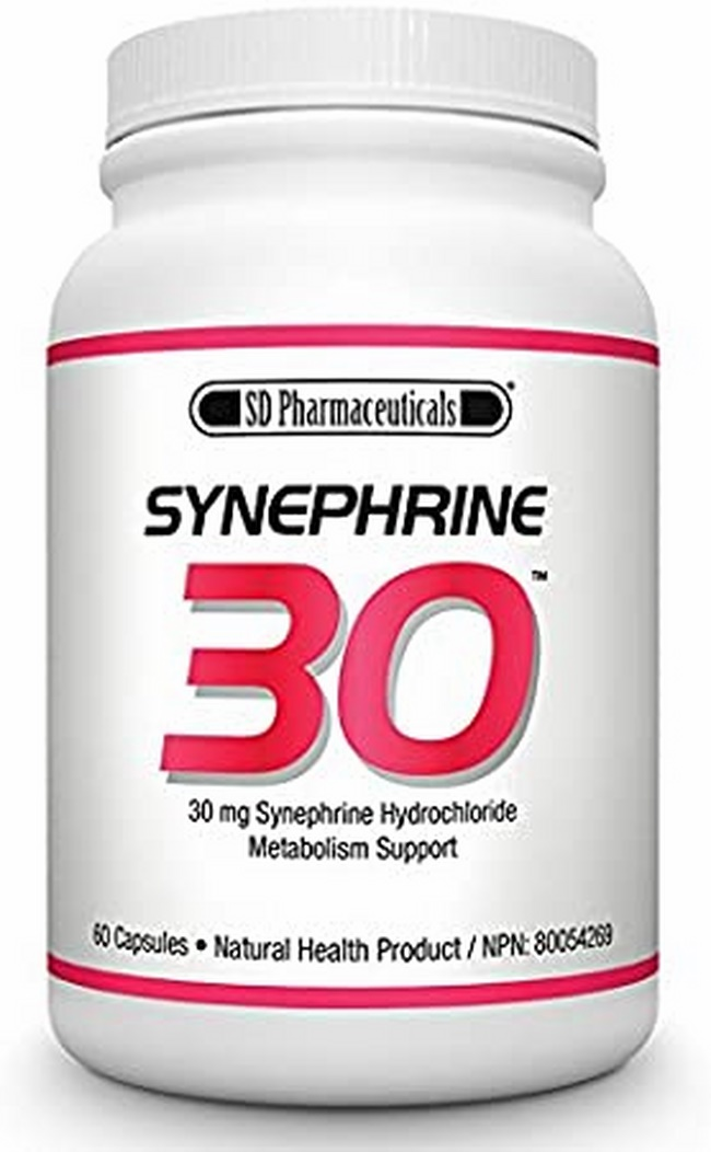 Thuốc uống giảm mỡ bụng Synephrine