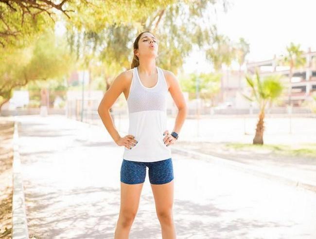 Trong quá trình tập không nên ép cơ thể chạy quá sức. Hãy phân thời gian nghỉ ngơi phục hồi sức khỏe tránh làm gián đoạn tới kết quả