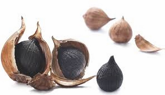 Uống sinh tố tỏi đen giảm mỡ máu và giảm cân hiệu quả