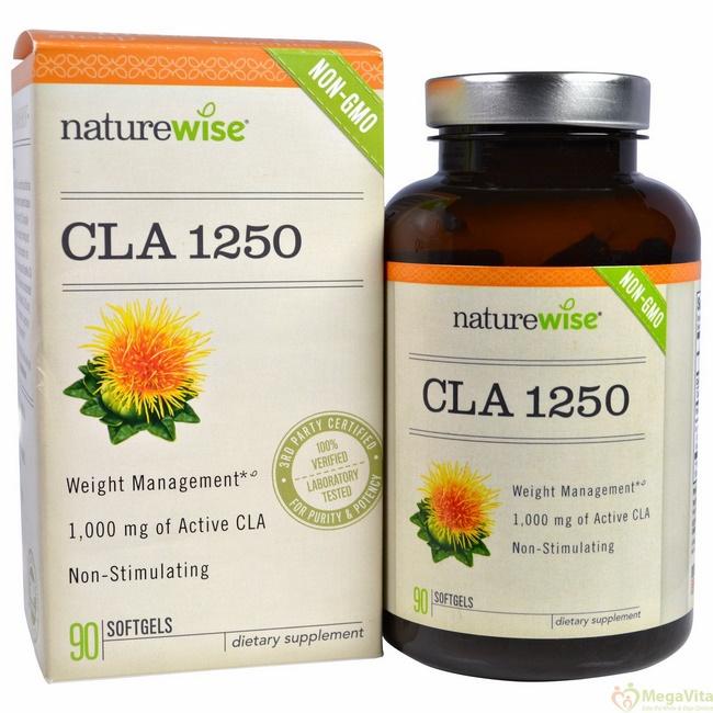 Viên uống CLA giảm mỡ bụng