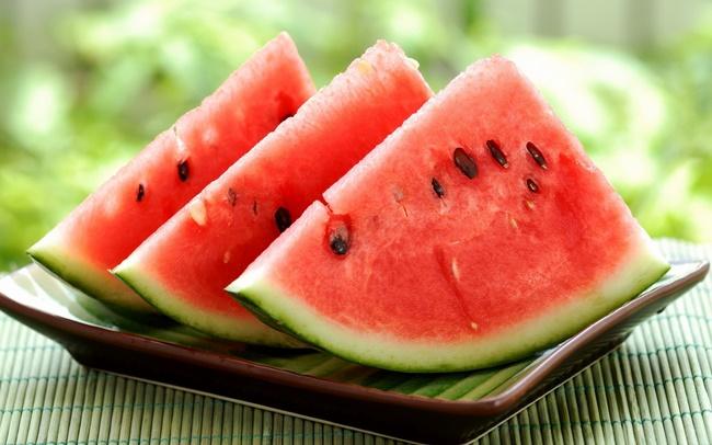 Ăn dưa hấu miếng trong các bữa tráng miệng giúp giảm cân hiệu quả
