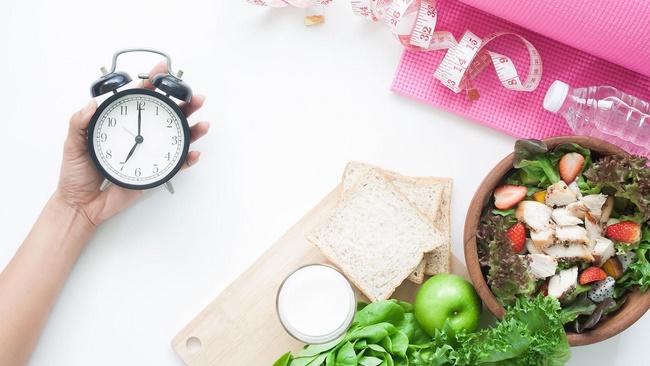Ăn đúng giờ tăng cao khả năng lợi ích của nó