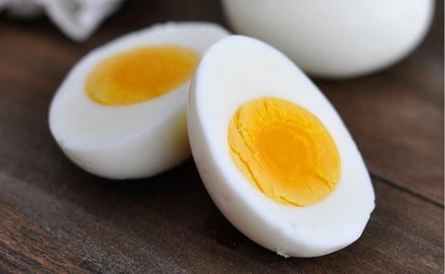Giảm cân bằng trứng luộc và tăng cường trí tuệ