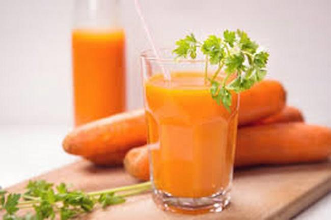 Ăn cà rốt giảm mỡ bụng dưới hiệu quả