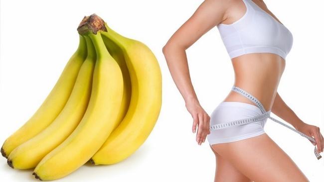 Ăn chuối để giảm mỡ bụng dưới hiệu quả