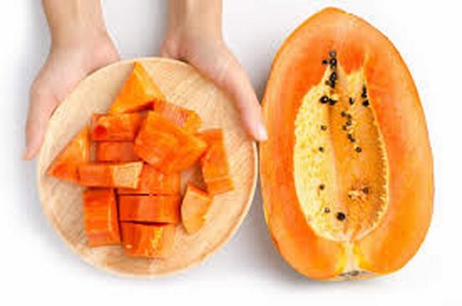 Ăn đu đủ giảm mỡ bụng dưới hiệu quả